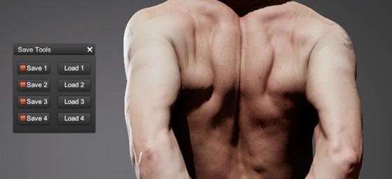 3D Reference Models for Artists | Anatomy 360 3d Models